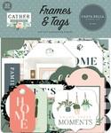 Gather At Home Frames & Tags Ephemera - Carta Bella