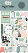 Gather At Home Puffy Stickers - Carta Bella
