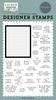 Letterboard & Phrases Stamp Set - Gather At Home - Carta Bella