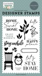 Enjoy These Moments Stamp Set - Gather At Home - Carta Bella