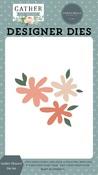 Gather Flowers Die Set - Gather At Home - Carta Bella