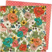 Flora and Fauna Paper - Fernwood - Vicki Boutin - PRE ORDER