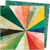 Burst Forth Paper - Fernwood - Vicki Boutin - PRE ORDER