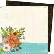 Notebook Paper - Fernwood - Vicki Boutin - PRE ORDER