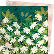 Field of Daisies Paper - Fernwood - Vicki Boutin - PRE ORDER