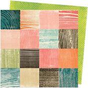Time Block Paper - Fernwood - Vicki Boutin - PRE ORDER