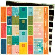 Tickets Please Paper - Fernwood - Vicki Boutin - PRE ORDER