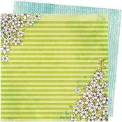 Happiness Blooms Paper - Fernwood - Vicki Boutin - PRE ORDER