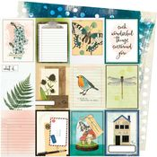 Fernwood 3x4 Cards Paper - Fernwood - Vicki Boutin - PRE ORDER