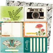 Fernwood 4x6 Cards Paper - Fernwood - Vicki Boutin - PRE ORDER