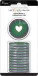 Iridescent Medium Plastic Discs - Me & My Big Ideas