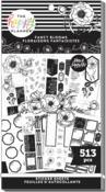 Fancy Blooms 30 Sheet Sticker Value Pack - Me & My Big Ideas