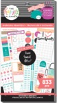 Productive Work From Home 30 Sheet Sticker Value Pack - Me & My Big Ideas