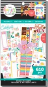 Hooray Seasons 30 Sheet Sticker Value Pack - Me & My Big Ideas