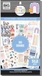 Big Color Story 1 30 Sheet Sticker Value Pack - Me & My Big Ideas