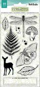 Fernwood Documented Stamps - Vicki Boutin