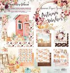 Autumn Wishes 12x12 Paper Kit - Kawaii - Memory-Place - PRE ORDER
