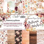 Autumn Wishes 6x6 Paper Kit - Kawaii - Memory-Place - PRE ORDER