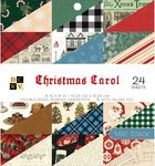 Christmas Carol 6x6 Paper Stack - Die Cuts With A View - PRE ORDER