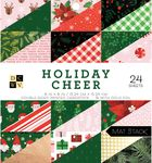 Holiday Cheer 6x6 Paper Stack - Die Cuts With A View