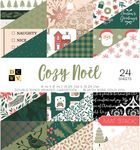 Cozy Noel 6x6 Paper Stack - Die Cuts With A View