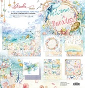 Welcome To Paradise 12x12 Collection Pack - Memory-Place