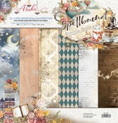 Spellbound 12x12 Simple Style Paper Pack - Memory-Place - PRE ORDER