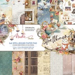 Spellbound 6x6 Paper Pack - Memory-Place