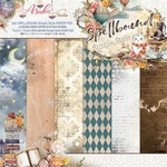 Spellbound 6x6 Simple Style Paper Pad - Memory-Place