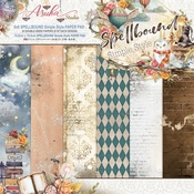 Spellbound 6x6 Simple Style Paper Pad - Memory-Place - PRE ORDER