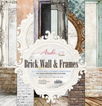 Brick Wall & Frames Collection Pack - Memory-Place