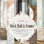 Brick Wall & Frames 6x6 Paper Pack - Memory-Place - PRE ORDER