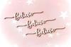 Believe Chipboard Embellishments - Memory-Place