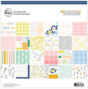 The Best Day 12x12 Paper Pack - Pinkfresh Studio - PRE ORDER