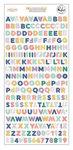 The Best Day Mini Alphabet Stickers - Pinkfresh Studio