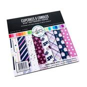 Cupcakes & Candles Patterned Paper - Catherine Pooler
