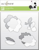 Gardenia Duo Mask Stencil - Altenew