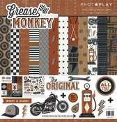 Grease Monkey Collection Pack - Photoplay - PRE ORDER
