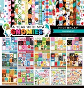 A Year With My Gnomies Calendar Kit - Photoplay - PRE ORDER