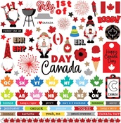 A Year With My Gnomies Element Sticker Canada - Photoplay