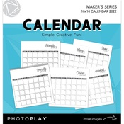 10x10 Calendar 2022 - Photoplay - PRE ORDER