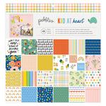 Kid At Heart 12x12 Paper Pad - Pebbles Inc. - PRE ORDER
