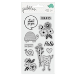 Kid At Heart Acrylic Stamps - Pebbles Inc. - PRE ORDER