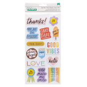 Kid At Heart Foam Phrase Thickers - Pebbles Inc. - PRE ORDER