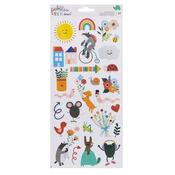 Kid At Heart Sticker Sheet - Pebbles Inc. - PRE ORDER