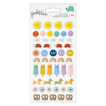 Kid At Heart Puffy Stickers - Pebbles Inc.