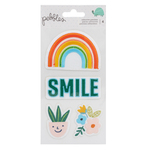 Kid At Heart Adhesive Patches - Pebbles Inc. - PRE ORDER