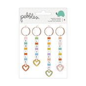 Kid At Heart Beaded Tassels - Pebbles Inc.