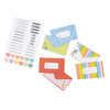 Kid At Heart Mini Stationery Kit - Pebbles Inc. - PRE ORDER