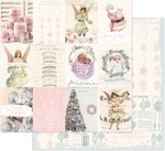 Magical Holiday Paper - Christmas Sparkle - Prima